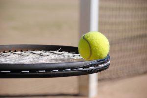 Tennissen Bergen aan Zee