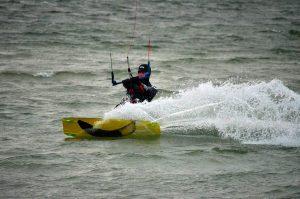 Kitesurfen Bergen aan Zee